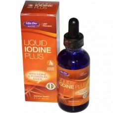 Жидкий йод Life Flo Health, 2 жидких унции (59 мл)
