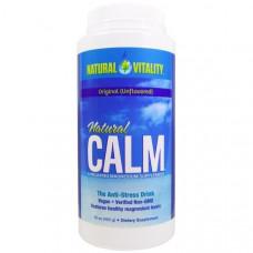 Антистрессовый напиток с магнием Natural Calm, 453 г