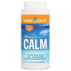 Антистрессовый напиток со вкусом апельсина Natural Calm, 453 г
