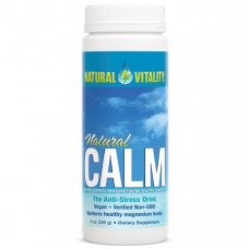 Напиток с магнием Natural Vitality Natural Calm, 226 г