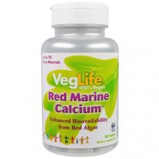 Красный морской кальций VegLife, 90 таблеток