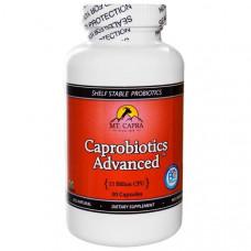 Mt. Capra, Передовые пробиотики на козьем молоке, 30 капсул
