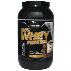 AI Sports Nutrition, 100% белок молочной сыворотки, Мокко, 2 фунта (918 г)