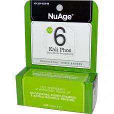 Фосфат калия NuAge, 125 таблеток