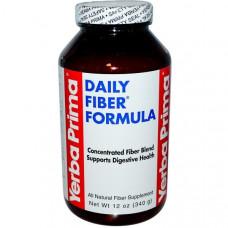 Yerba Prima, Формула с клетчаткой для ежедневного употребления, 12 унций (340 г)