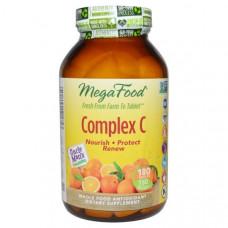 MegaFood, Комплекс C, 180 таблеток