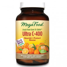 MegaFood, Ultra C-400, 60 таблеток