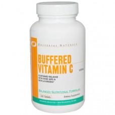 Universal Nutrition, Буферизованный витамин C, 1000 мг, 100 таблеток