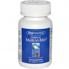 Мультивитамины для детей Allergy Research Group 150 вегетарианских капсул