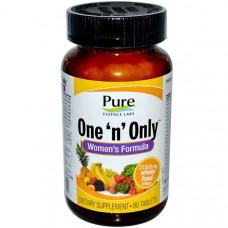 Pure Essence, Одна-единственная добавка для женщин, 90 таблеток