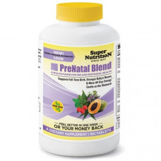 Super Nutrition, Смесь для беременных, 180 таблеток