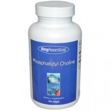 Allergy Research Group, Фосфатидилхолин 100 гелевых капсул