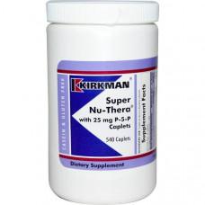 Kirkman Labs, Супер Ну-Тера с 25 мг капсулами P-5-P (пиридоксаль-5-фосфата), 540 капсул