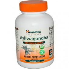 Himalaya Herbal Healthcare, Ашвагандха, 60 капсул