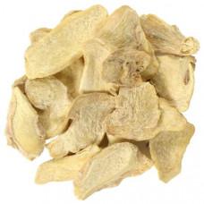 Frontier Natural Products, Органический нарезанный и просеянный корень имбиря, 16 унций (453 г)