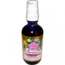 Flower Essence Services, Benediction (Благословение), масло из лекарственных трав и цветов, 4 жидких унции (120 мл)