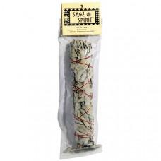 Sage Spirit, White Sage Wand, Native American Incense, 1 Wand