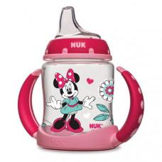 NUK, Disney Baby, поилочка Мини Маус от 6 + месяцев, 1 чашка, 5 унций (150 мл)