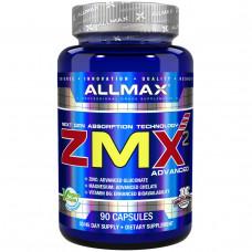 ALLMAX Nutrition, ZMX2 Advanced, 90 капсул
