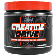 Nutrex Research Labs, Сила креатина, Креатин Моногидрат, Без вкусовых добавок, 5.29 унции (150 г)
