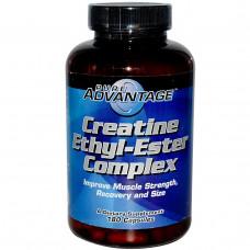 Pure Advantage, Креатин этил эфир, 180 капсул