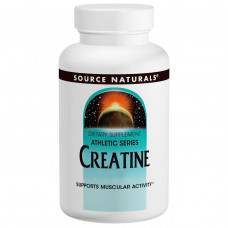 Source Naturals, Креатин, 1000 мг, 100 таблеток