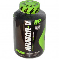 Muscle Pharm, Armor V, улучшенный мульти-комплекс питательных веществ 180 капсул