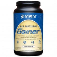 MRM, Натуральное средство для набора массы, со вкусом ванили, 3,3 фунта
