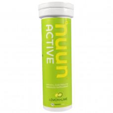 Nuun Hydration, Electrolyte, Tabs, Lemon+Lime, 10 Tablets