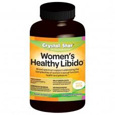 Crystal Star, Здоровое женское либидо, 60 вегетарианских капсул