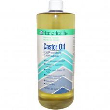Home Health, Касторовое масло, 32 жидких унции (946 мл)