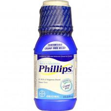Phillips, Молоко магнезии, оригинальное (355 мл)