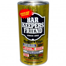 Моющее и полирующее средство, Bar Keepers Friend, 340 г