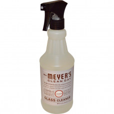 Mrs. Meyers Clean Day, Моющее средство для стекол, запах лаванды 24 жидких унции (708 мл)
