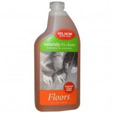 Naturally Its Clean, Floors, 25 жидких унций (740 мл)