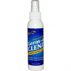 North American Herb & Spice Co., Germ-a Clenz, универсальный натуральный спрей, 4 жидких унции (120 мл)