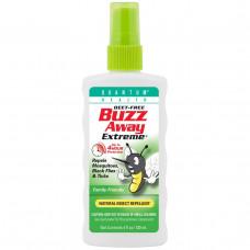 Quantum Health, Buzz Away Extreme, натуральный репеллент против насекомых, 4 жидкие унции (120 мл)