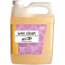 Indigo Wild, Wee Clean, ароматерапевтическое стиральное мыло для малышей, успокаивающая лаванда, 32 жидких унции (0.94л)