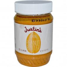 Justins Nut Butter, Классическое арахисовое масло, 16 унций (454 г)