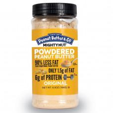 Peanut Butter & Co., Mighty Nut, Сухое арахисовое масло, Оригинальное, 6,5 унций (184 г)