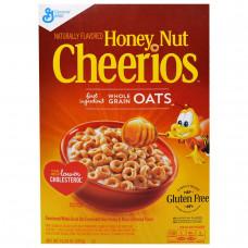 General Mills, Honey Nut Cheerios, 347 г (12,25 унций)