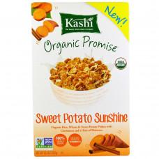 Kashi, Органические хлопья из батата Sweet Potato Sunshine, 10,5 oz (297 г)
