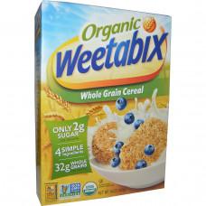 Weetabix, Цельнозерновое бисквитное печенье, 24 печений 14 унций (400 г)