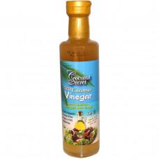 Coconut Secret, Необработанный кокосовый уксус, 12,7 жидких унций (375 мл)