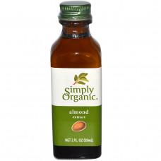 Экстракт миндаля Simply Organic 59 мл