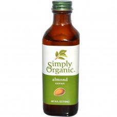Экстракт миндаля Simply Organic 118 мл