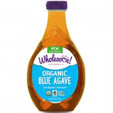 Wholesome Sweeteners, Inc., Органическая голубая агава, 44 унции (1,25 кг)
