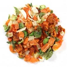 Frontier Natural Products, Органическая овощная смесь для супа, 16 унций (453 г)