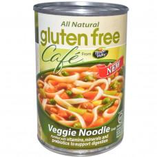 Health Valley, Gluten Free Cafe, вегетерианский суп с лапшой, 15 унций (425 г)