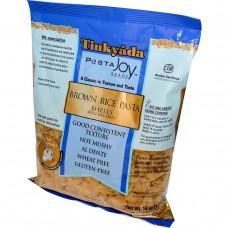 Tinkyada, PastaJoy Ready, макароны из коричневого риса в виде ракушек, 16 унций (454 г)